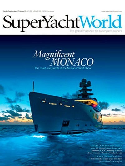 SuperyachtWorld Magazine